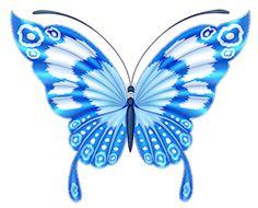 Butterfly Art PNG Clipart.