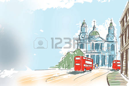 95 St Paul Cathedral Stock Illustrations, Cliparts And Royalty.