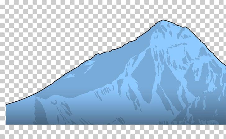 Blue Sky Pattern, Everest File PNG clipart.