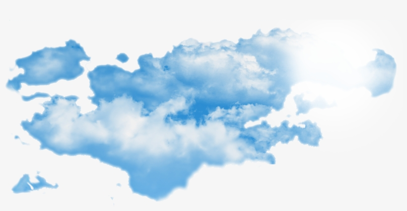 Sky With Clouds Png.