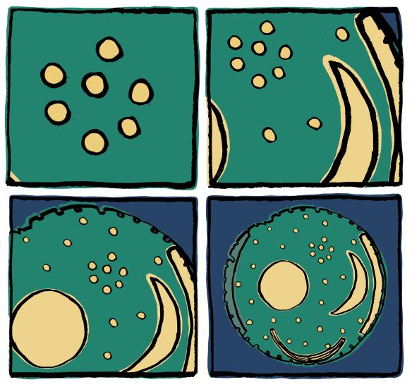 Nebra Sky Disk.