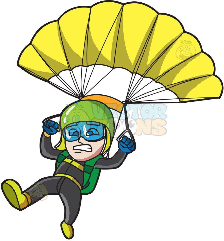 Skydive clipart 8 » Clipart Portal.