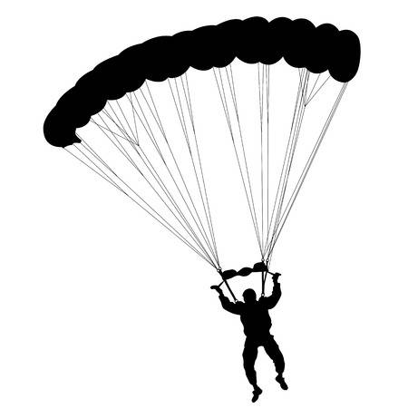 Skydive clipart » Clipart Station.