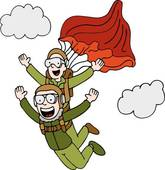 Skydiving Clip Art Royalty Free. 1,317 skydiving clipart vector.