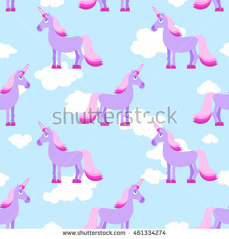 Unicorn Pooping Color Turd Fantastic Animal Stock Vector 411492625.