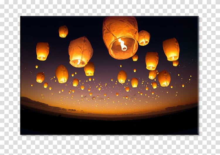 Light Pingxi District Sky lantern Lantern Festival Paper.