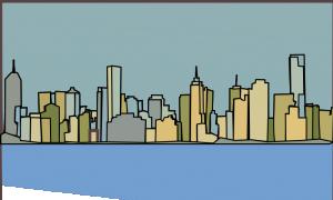 Skyline Clip Art Download.