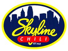 Skyline Chili.