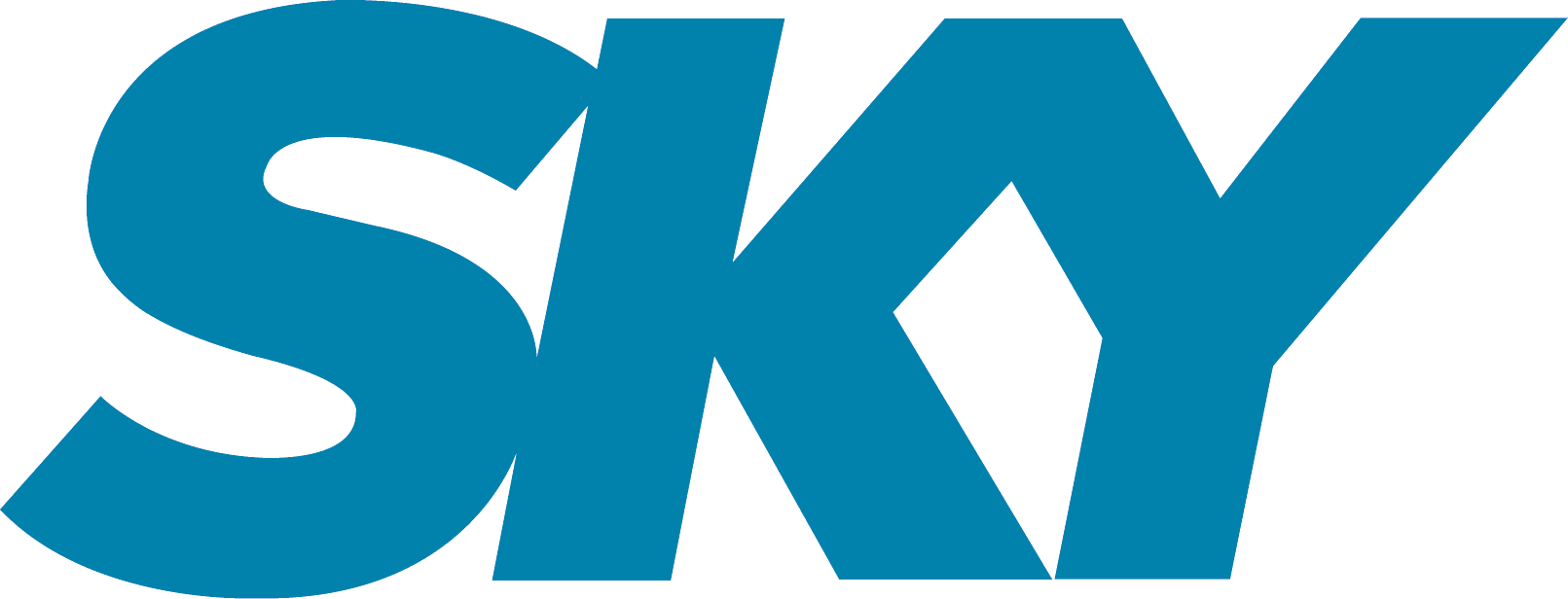 HD Sky Tv Logo Png , Free Unlimited Download #1632268.
