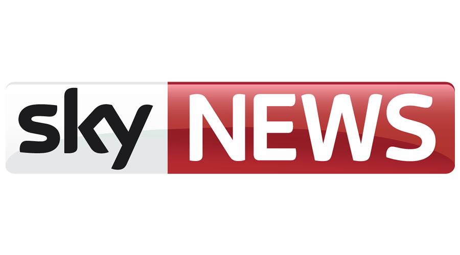 Sky News Vector Logo.