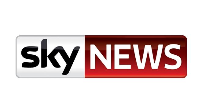 Sky News Live.