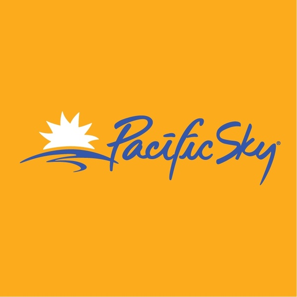 Pacific sky 1 Free vector in Encapsulated PostScript eps.