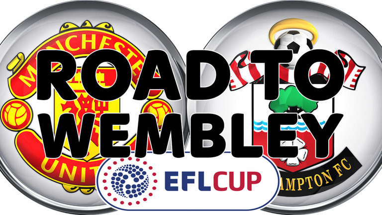 EFL Cup final: Manchester United v Southampton road to.