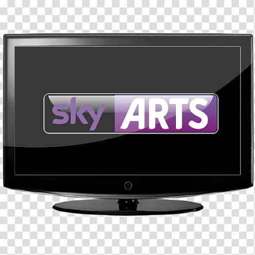TV Channel Icons Entertainment, SKY Arts transparent.