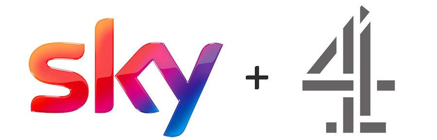 Sky, Channel 4 enter content sharing deal.