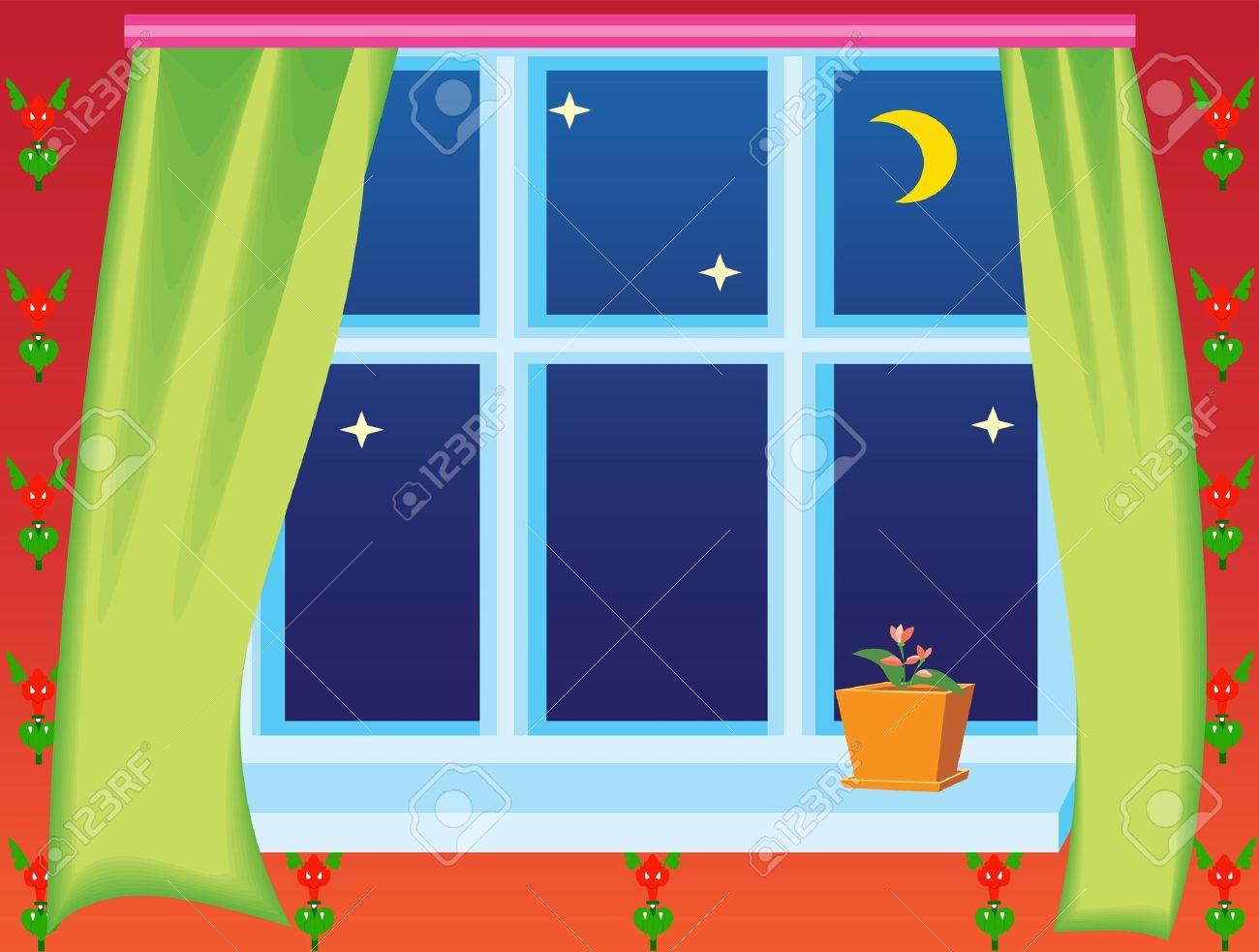 Sky Window Clipart Clipground
