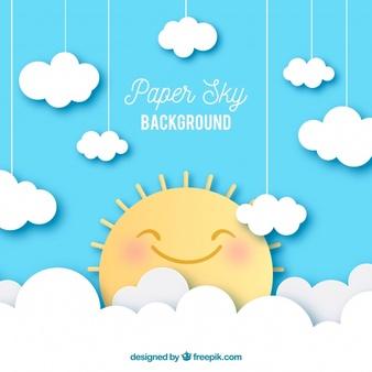 Cloudy Sky Vectors, Photos and PSD files.