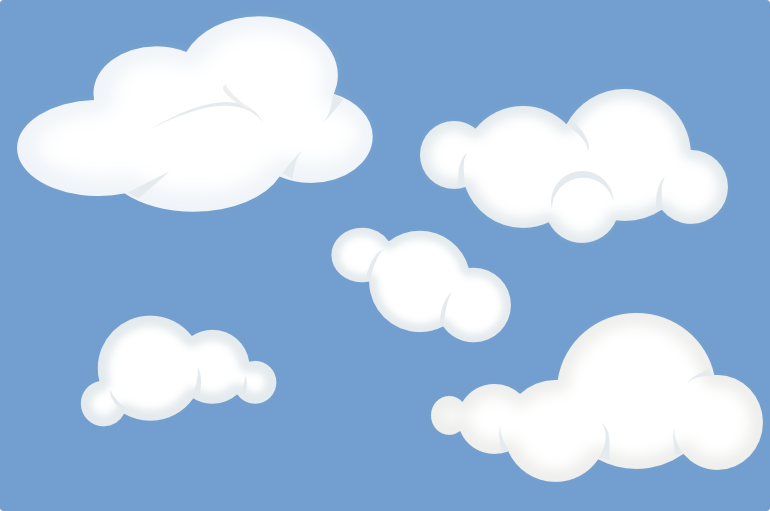 File:Set of soft clouds.png.
