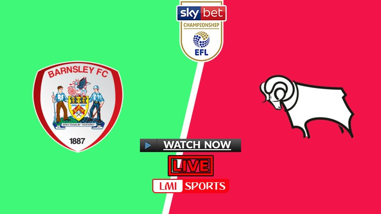 EFL Live: Barnsley vs Derby County Reddit Soccer Streams Oct 02, 2019.