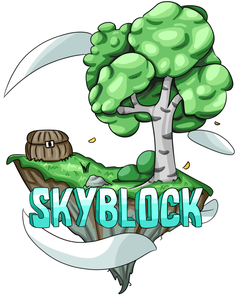 Skyblock Shop.