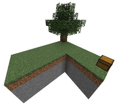 Skyblock [With a Shop / Economy System / Multi Island and.