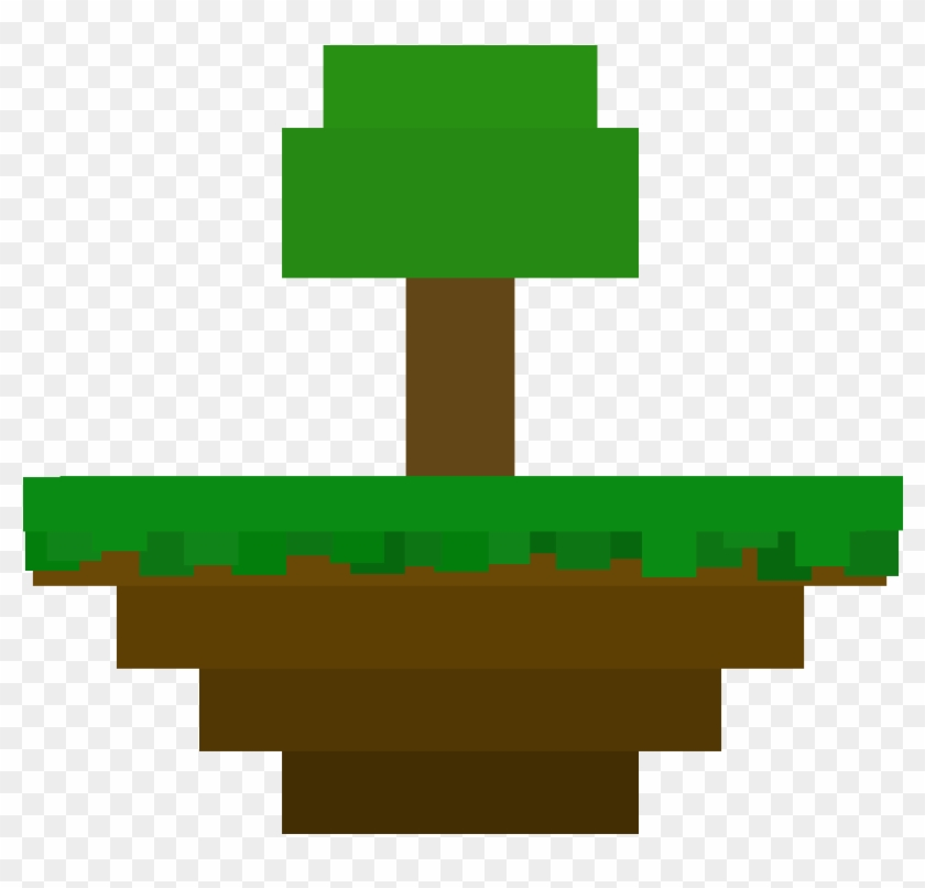 Skyblock Png.