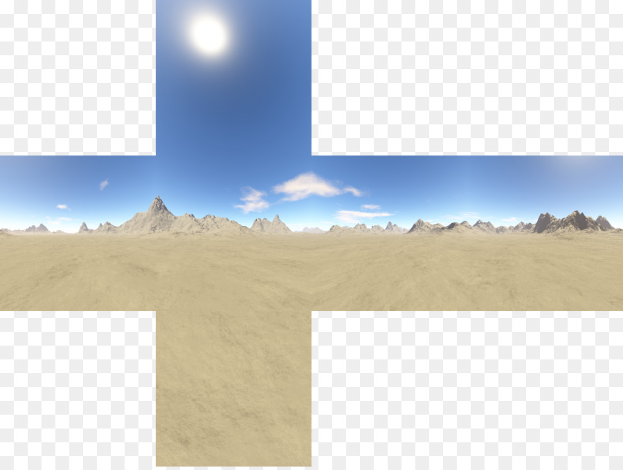 Skybox Texture png download.