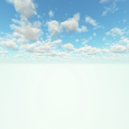 Download Free png Bright Sunny Day Skybox.