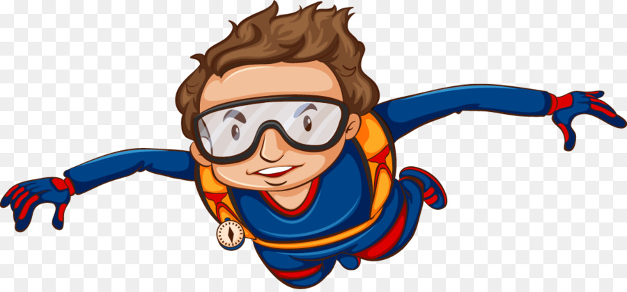 Free clipart skydiving 6 » Clipart Station.