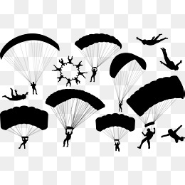 Skydiving Png & Free Skydiving.png Transparent Images #9492.