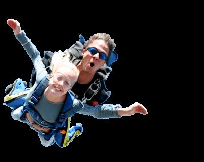 Skydiving PNG.