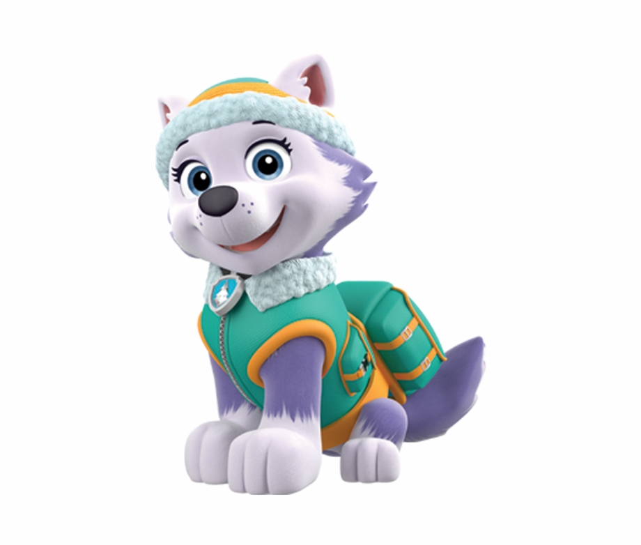 Cheap Paw Patrol Everest Png Stickers You Can With.