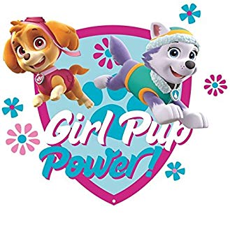 6 Inch Everest Skye Paw Patrol Girl Pup Wall Decal Sticker Pups Puppy  Puppies Dog Dogs Removable.
