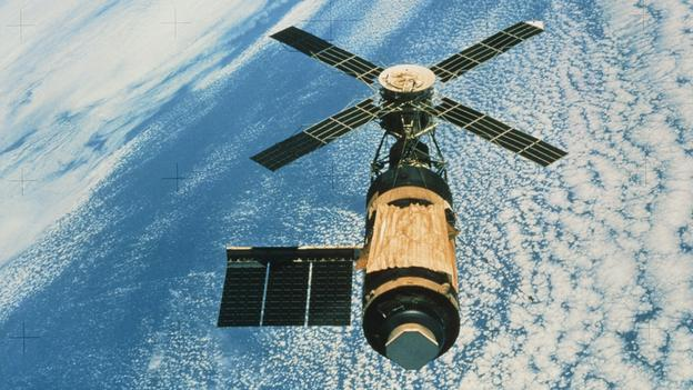 The launch of Skylab in 1973 ushered in the era of the space.