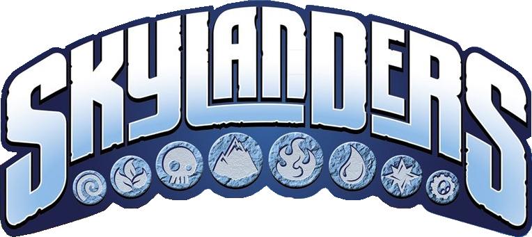 Skylanders Logos.