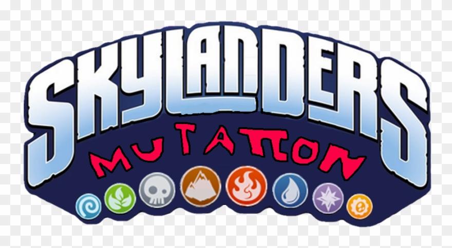 Skylanders Mutation Logo.