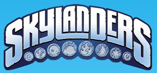 Skylanders giants Logos.