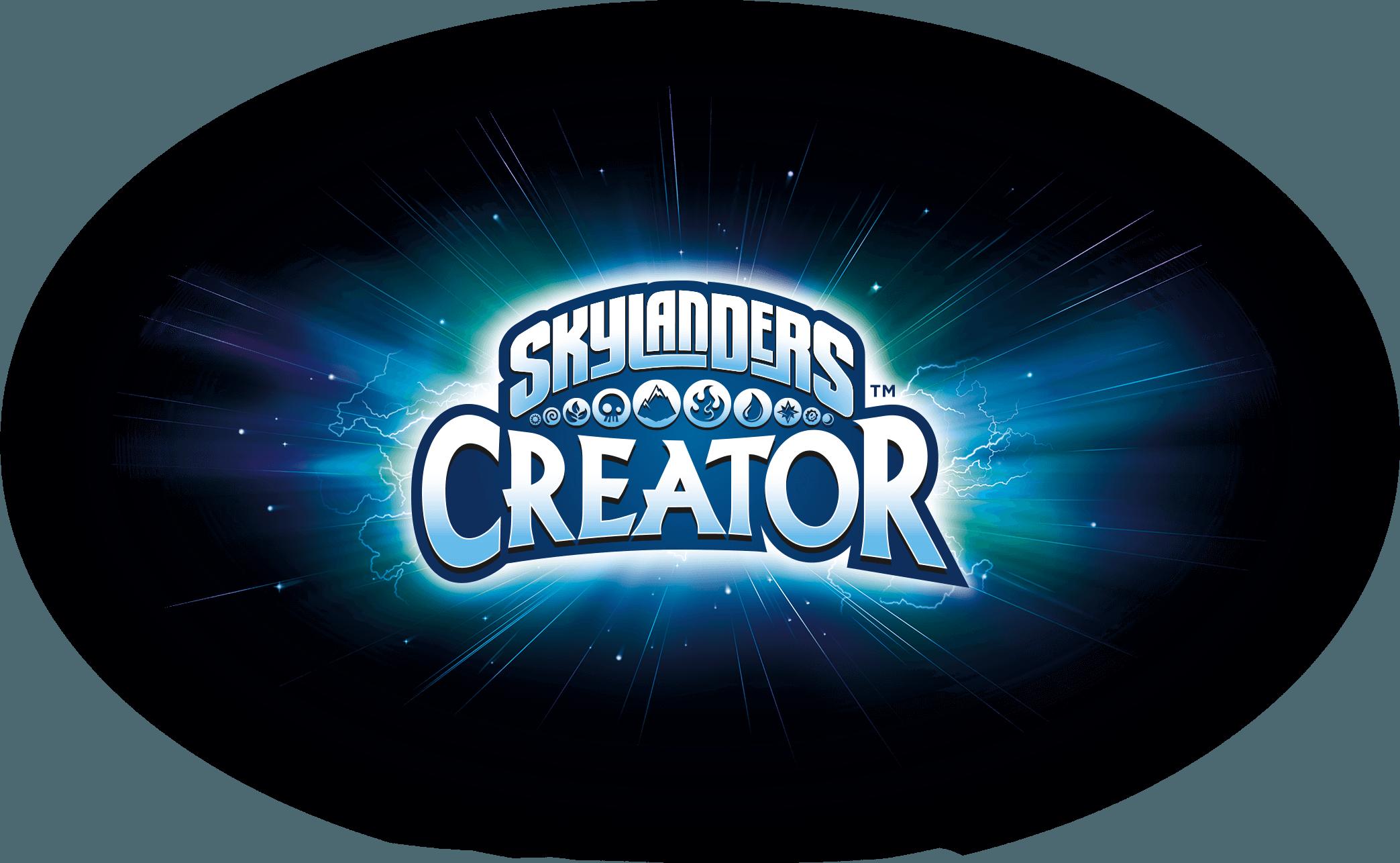 Skylanders Creator.