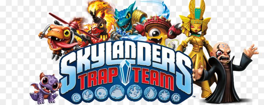 Skylanders Trap Team Recreation png download.