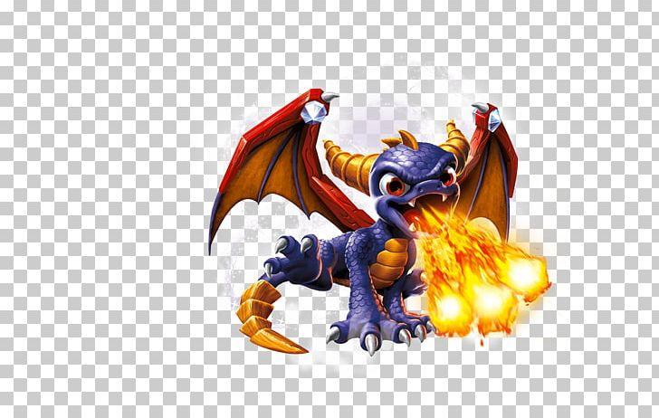 Skylanders: Spyro\'s Adventure Skylanders: Trap Team.