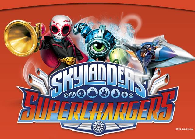 Skylanders Superchargers Clipart.