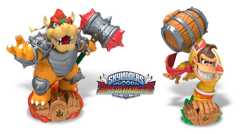 Skylanders SuperChargers Review.