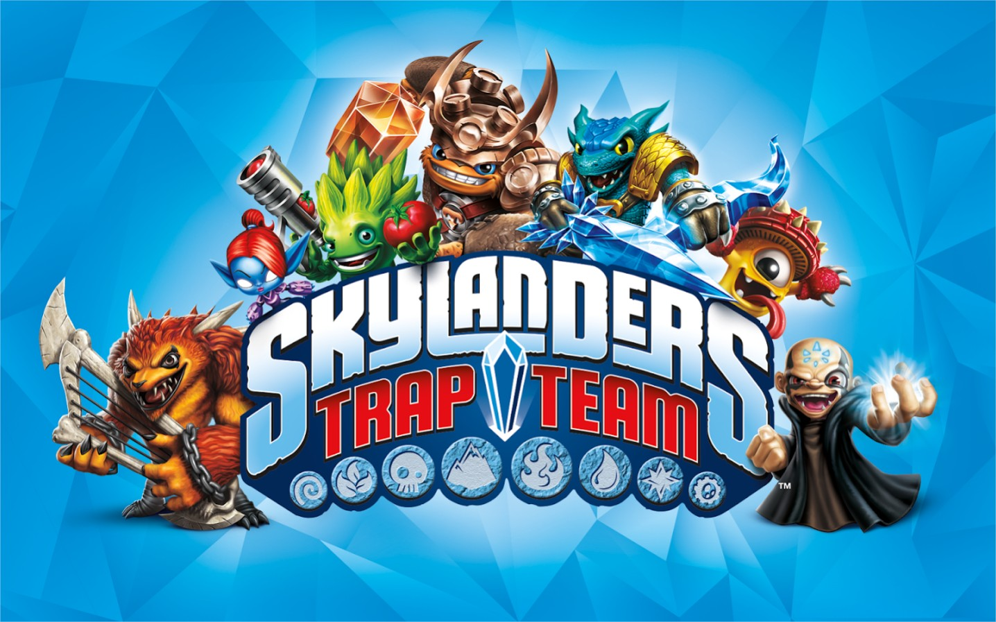 Skylanders Clipart.