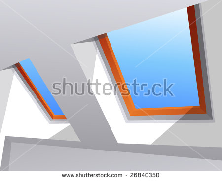 Skylight Stock Vectors, Images & Vector Art.