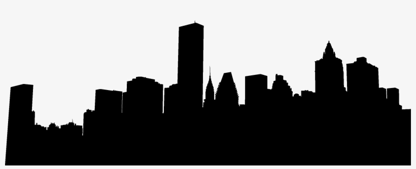 City Skyline Silhouette Png Picture Freeuse Library.