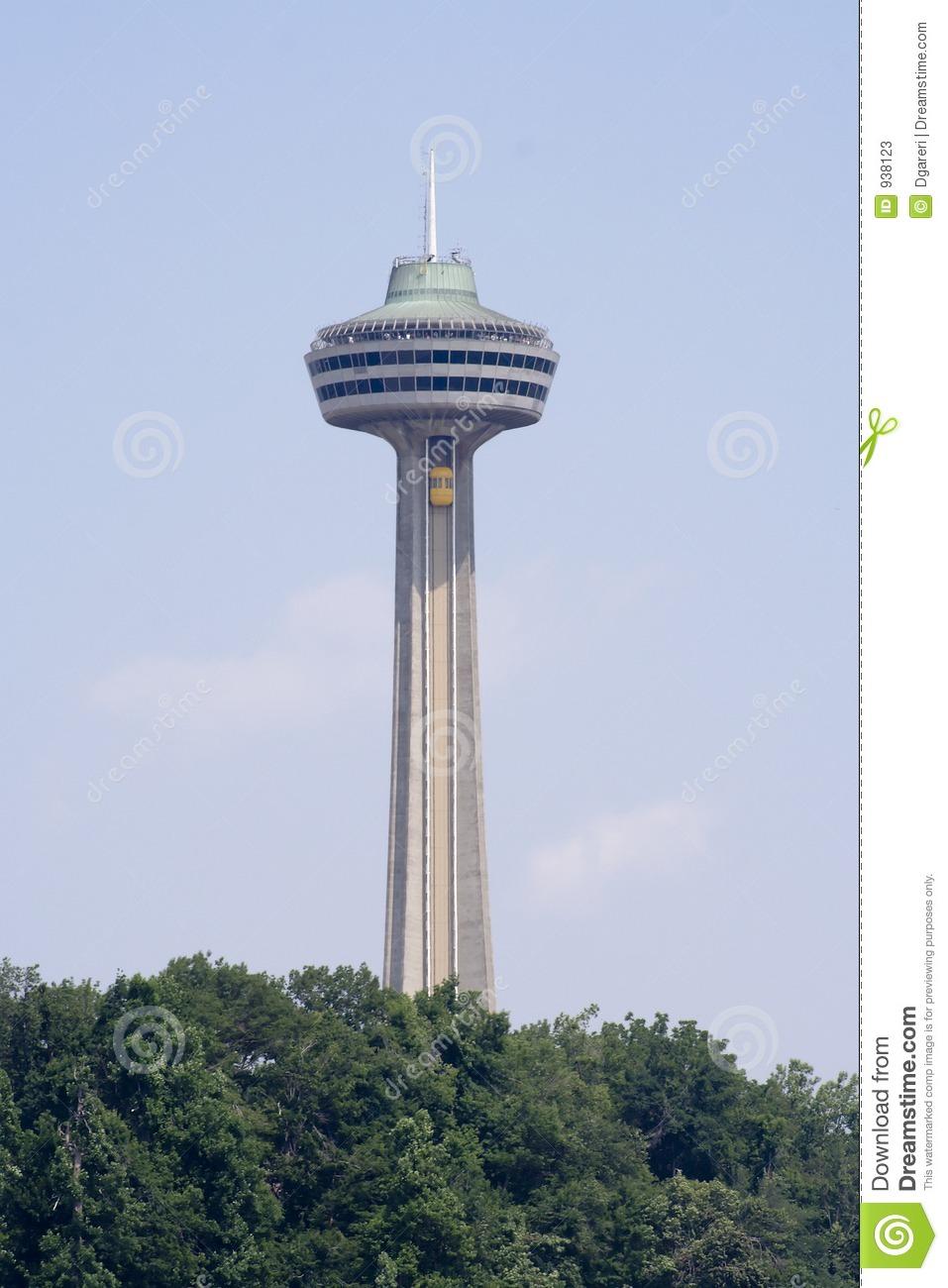 Skylon Tower Stock Photos.
