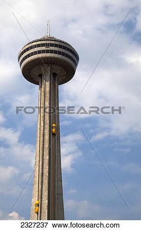 Picture of Canada, Ontario, Skylon Tower; Niagara Falls 2327237.
