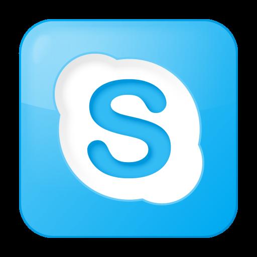 Skype Icon Clipart.