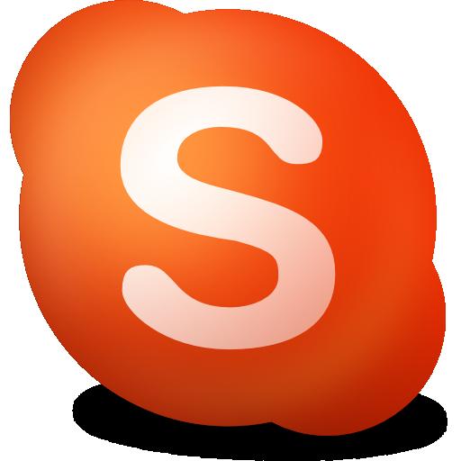 Contact, dnd, skype icon.