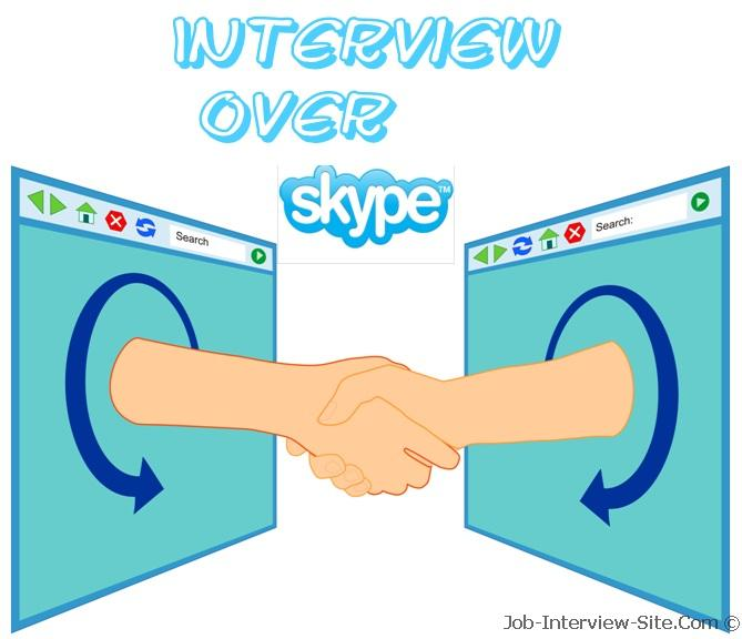 Showing post & media for Cartoon skype interview.
